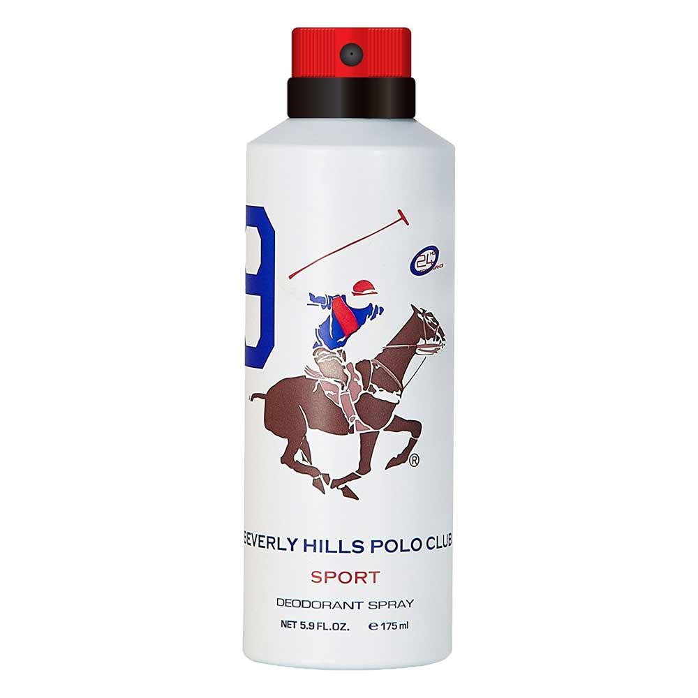 BHPC Sport No. 9 Deodorant