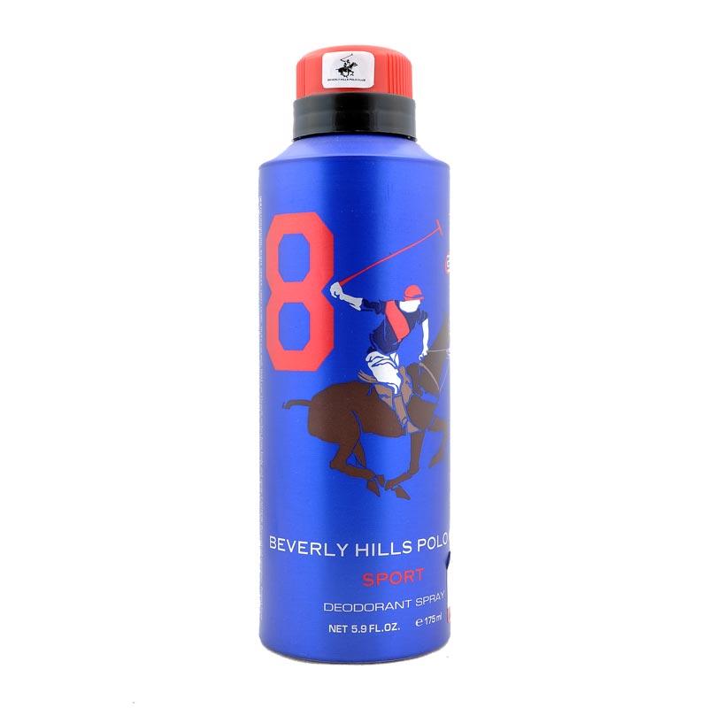 BHPC Sport No. 8  Deodorant