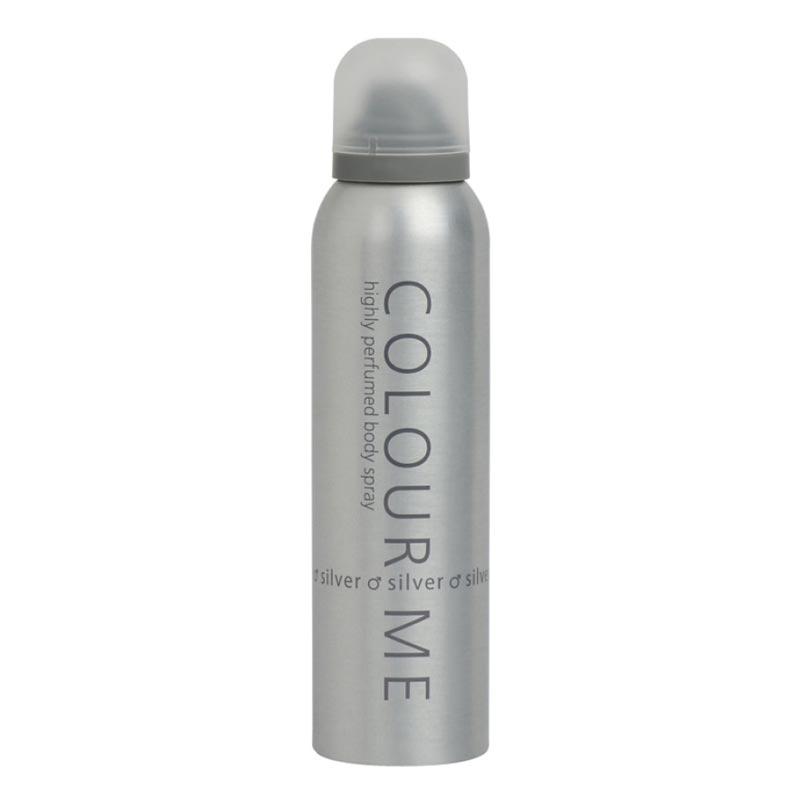 Colour Me Silver Deodorant