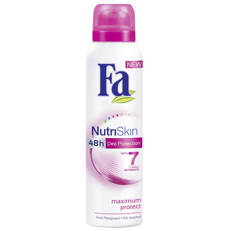Fa Nutriskin Maximum Protect Deodorant