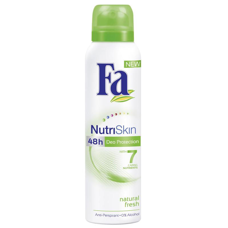 Fa Nutriskin Natural Fresh Deodorant