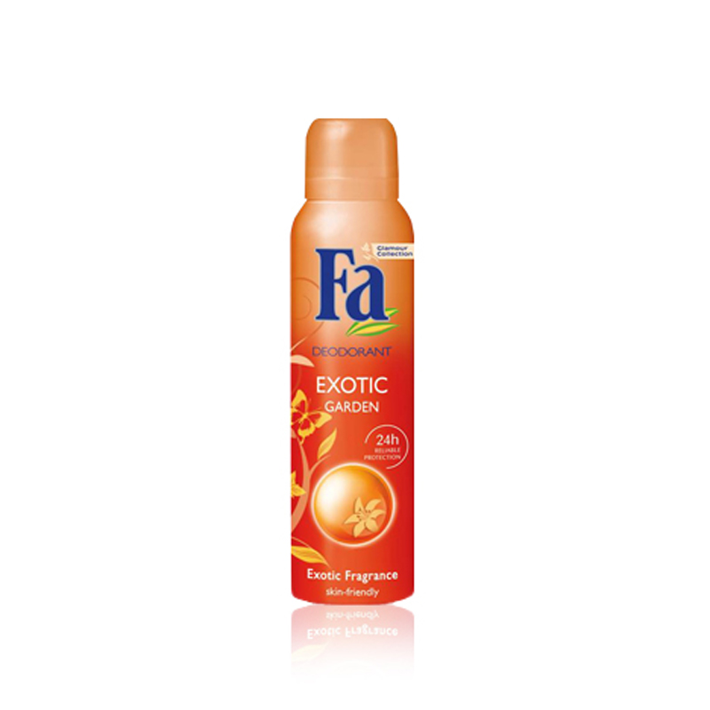 Fa Exotic Garden Deodorant