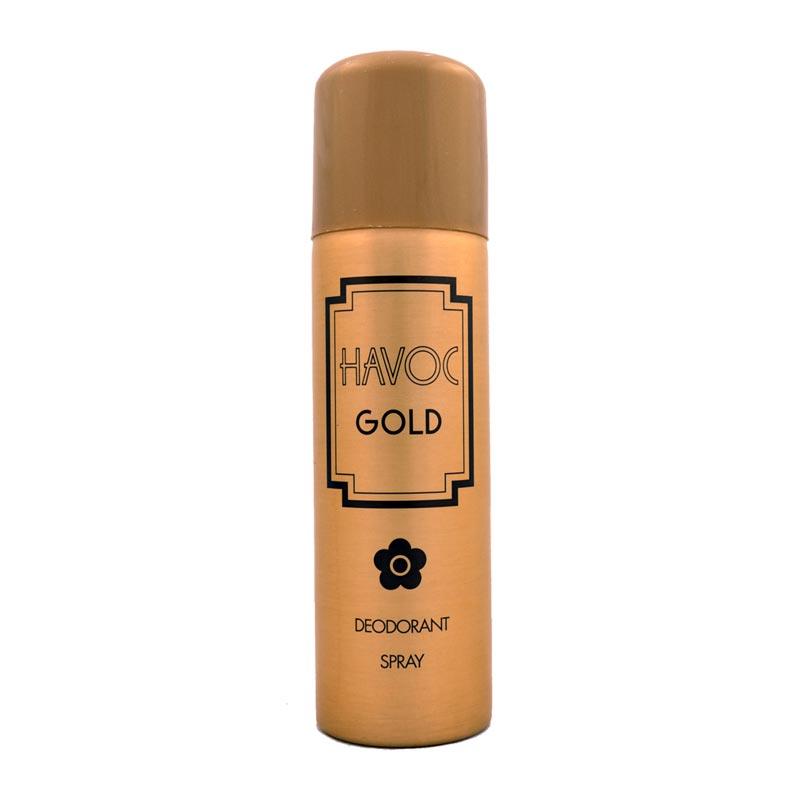 Havoc Gold Deodorant