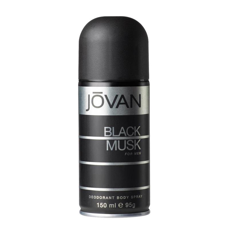 Jovan Black Musk Deodorant