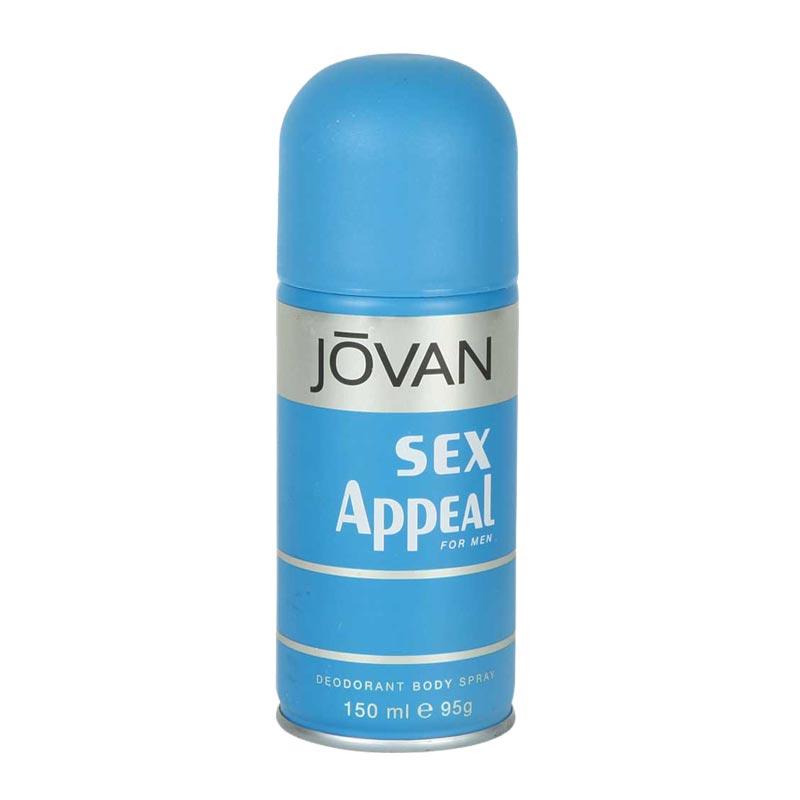 Jovan Sex Appeal Deodorant