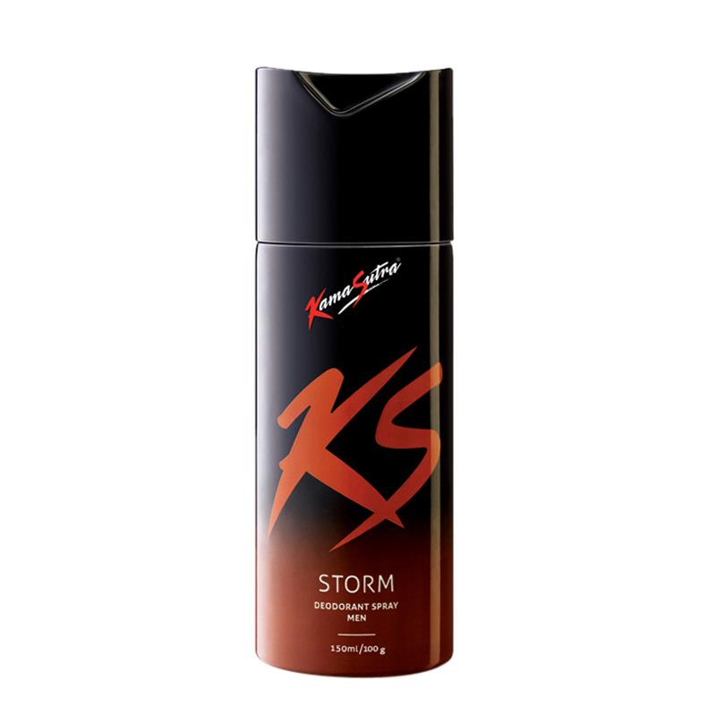 Kamasutra Storm Deodorant