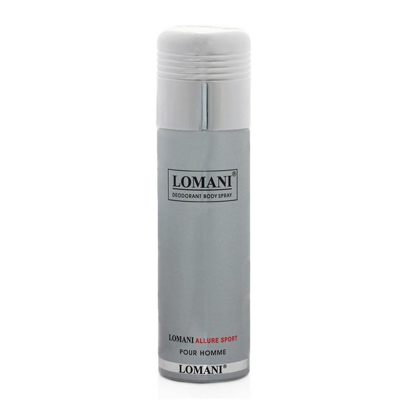 Lomani Allure Sport Deodorant