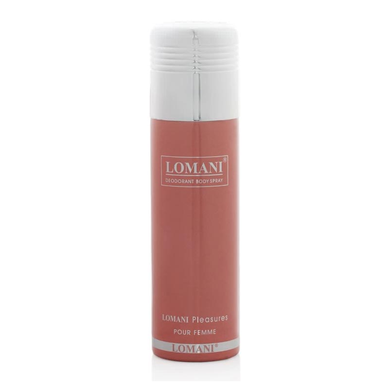 Lomani Pleasures Deodorant
