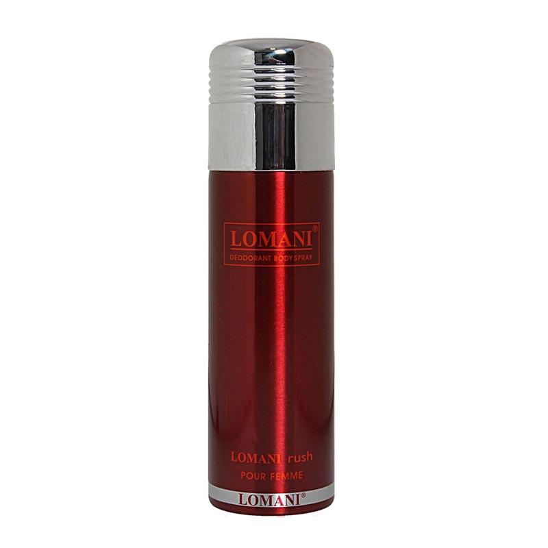 Lomani Rush Deodorant