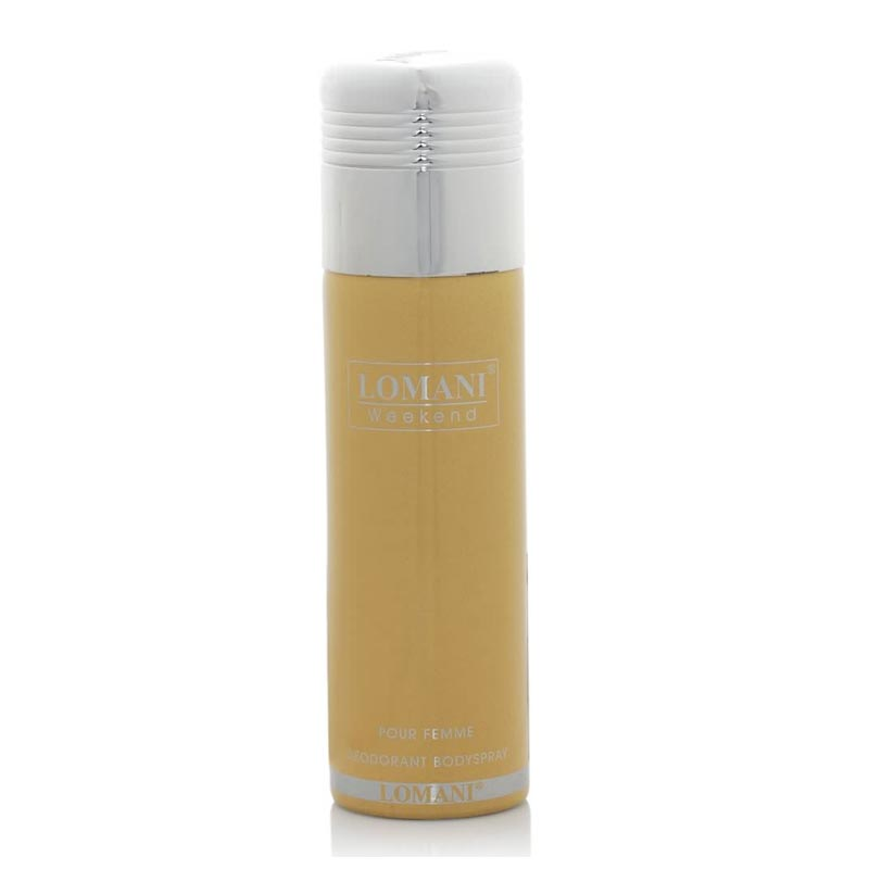 Lomani Weekend Deodorant