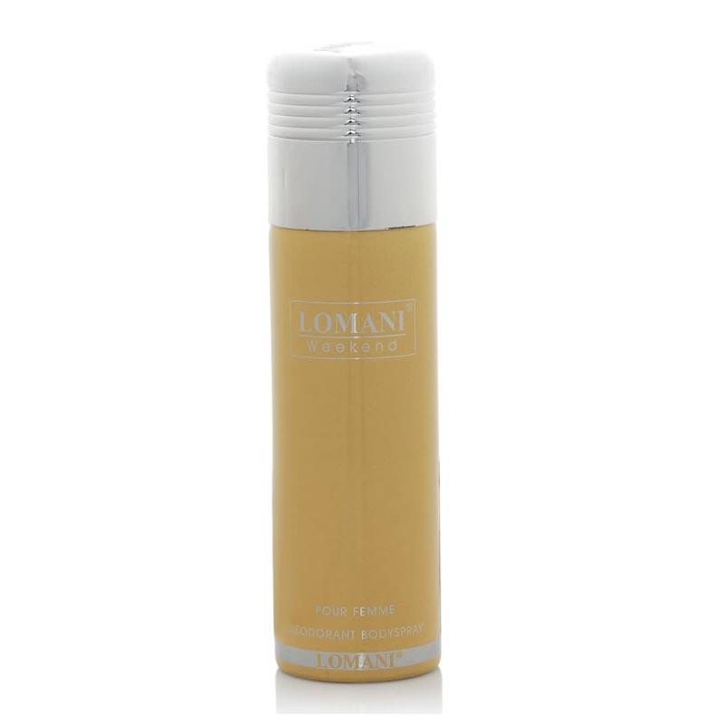 Lomani Weekend Deodorant