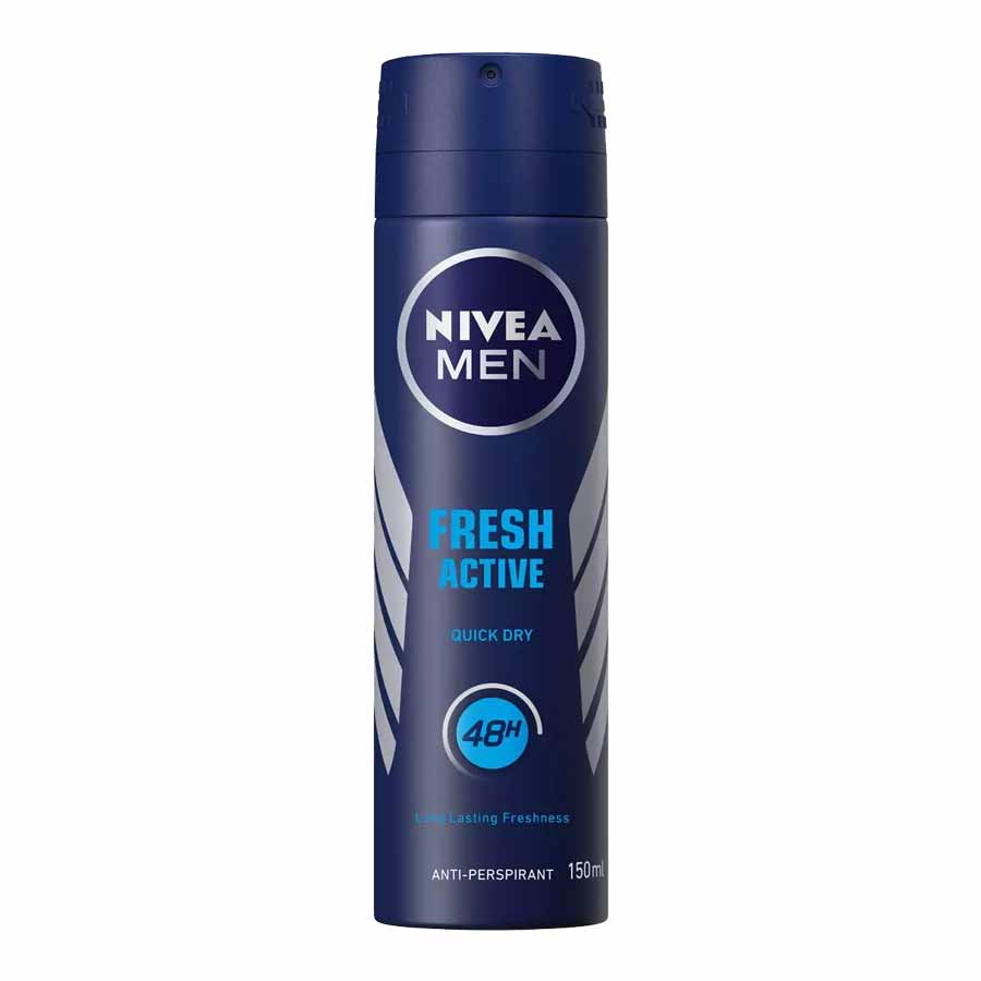 Nivea Fresh Active Deodorant
