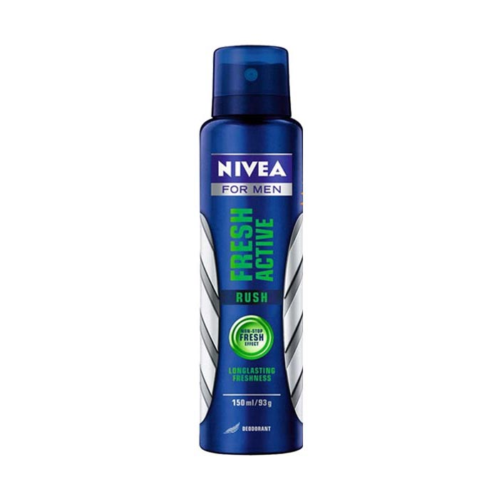 Nivea Fresh Active Rush Deodorant