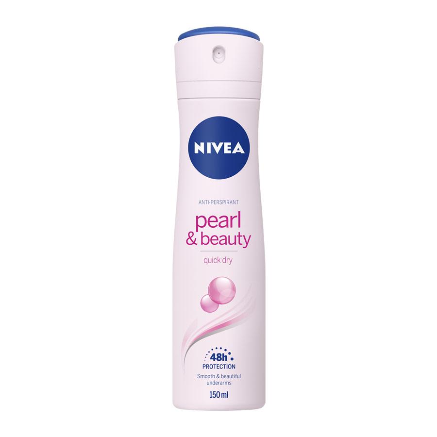 Nivea Pearl And Beauty Deodorant
