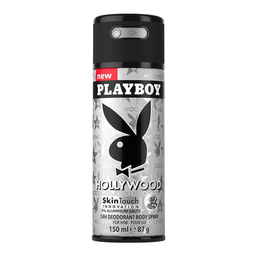 Playboy Hollywood Deodorant