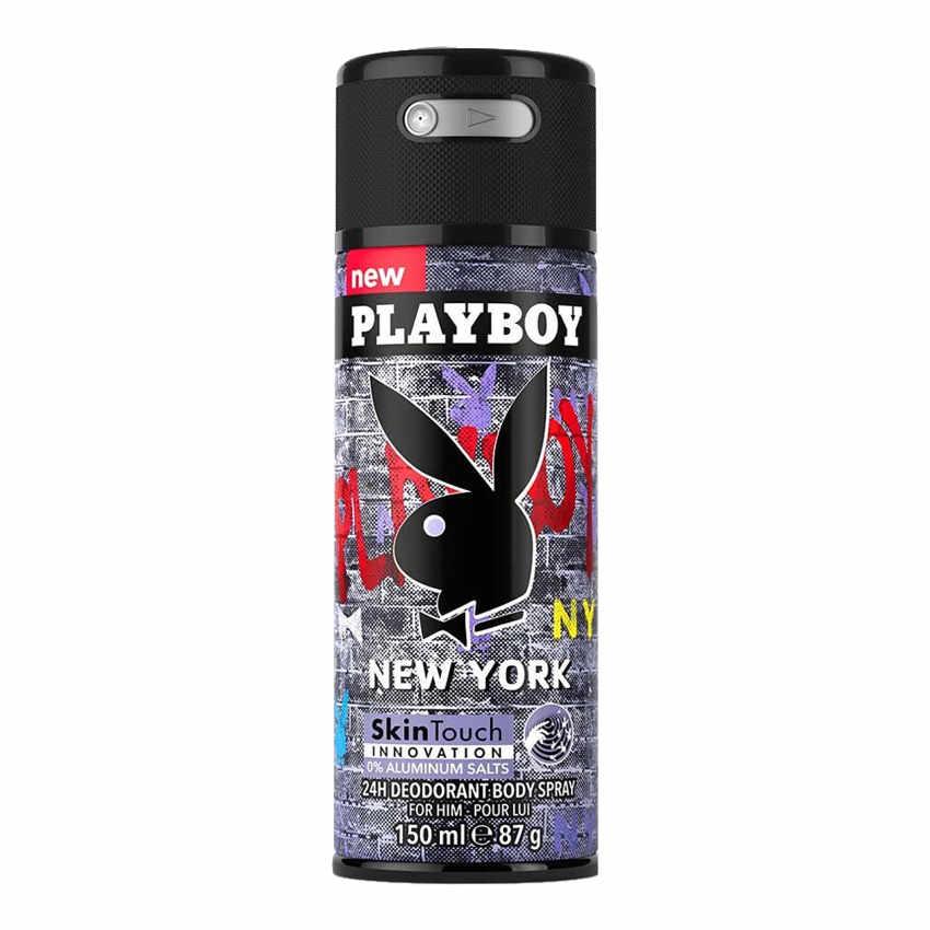 Playboy New York Deodorant