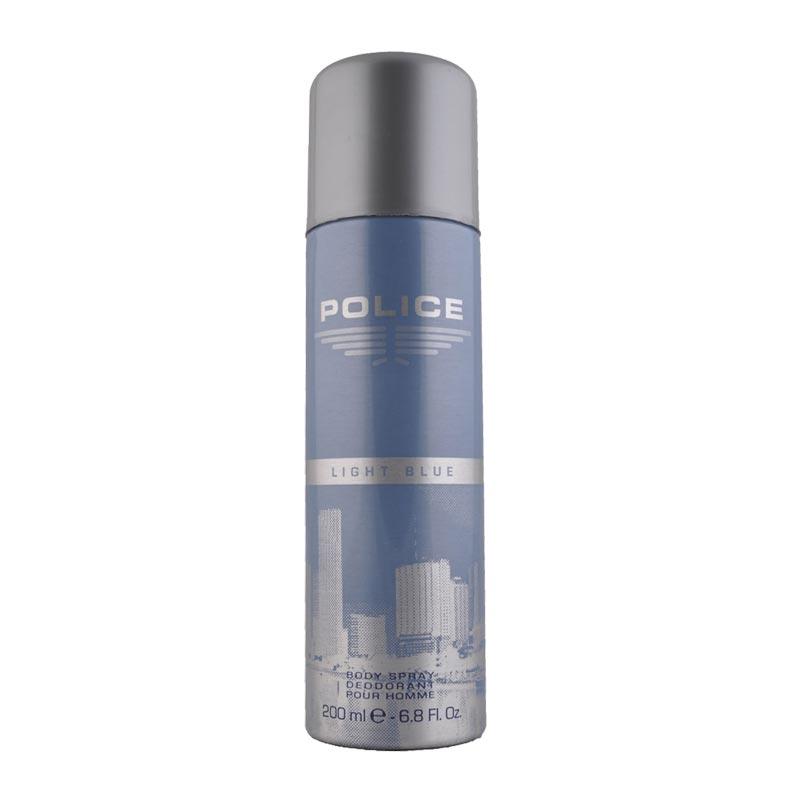 Police Light Blue Deodorant