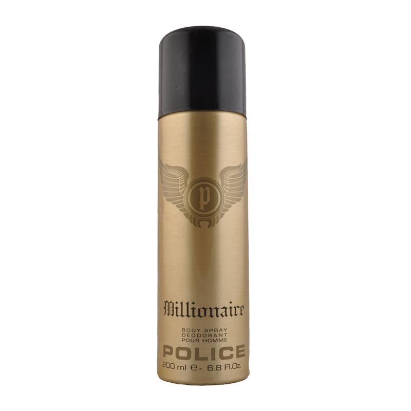 Police Millionaire Deodorant