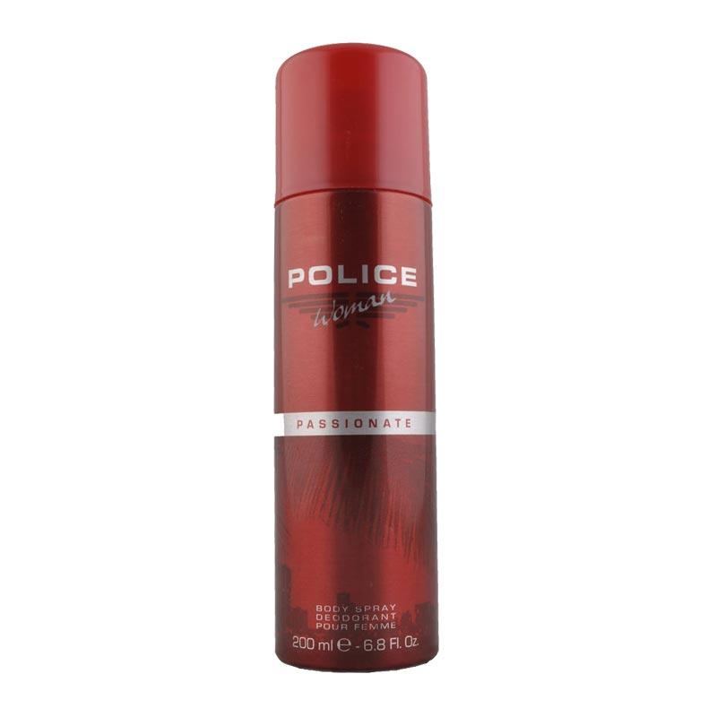 Police Passionate Deodorant