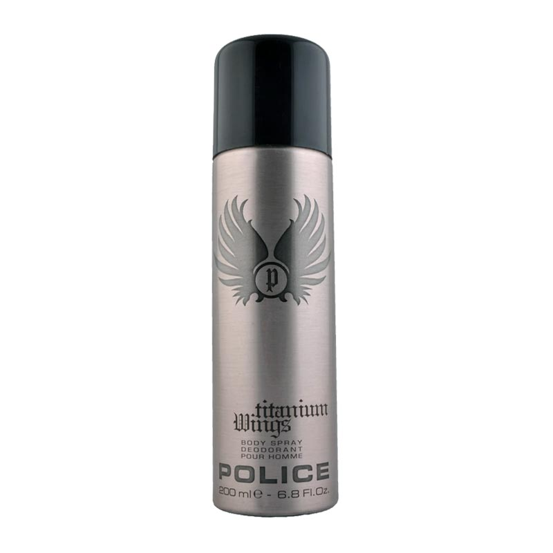 Police Titanium Wings Deodorant