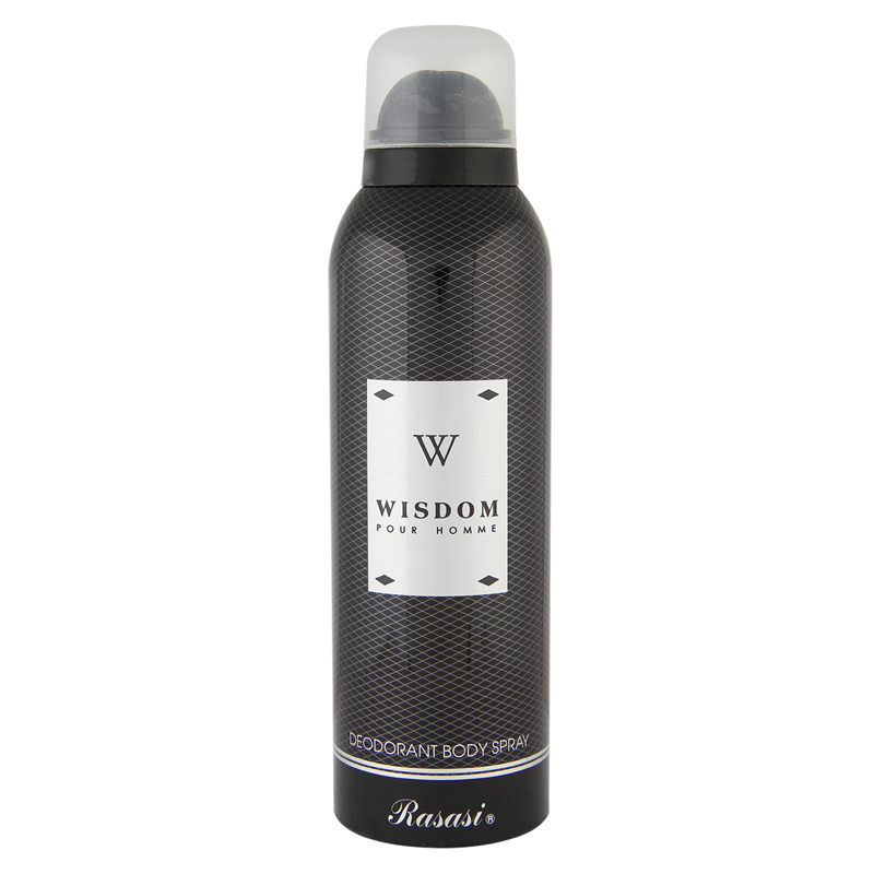 Rasasi Wisdom Deodorant