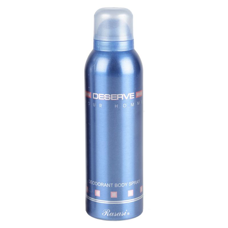 Rasasi Deserve Deodorant