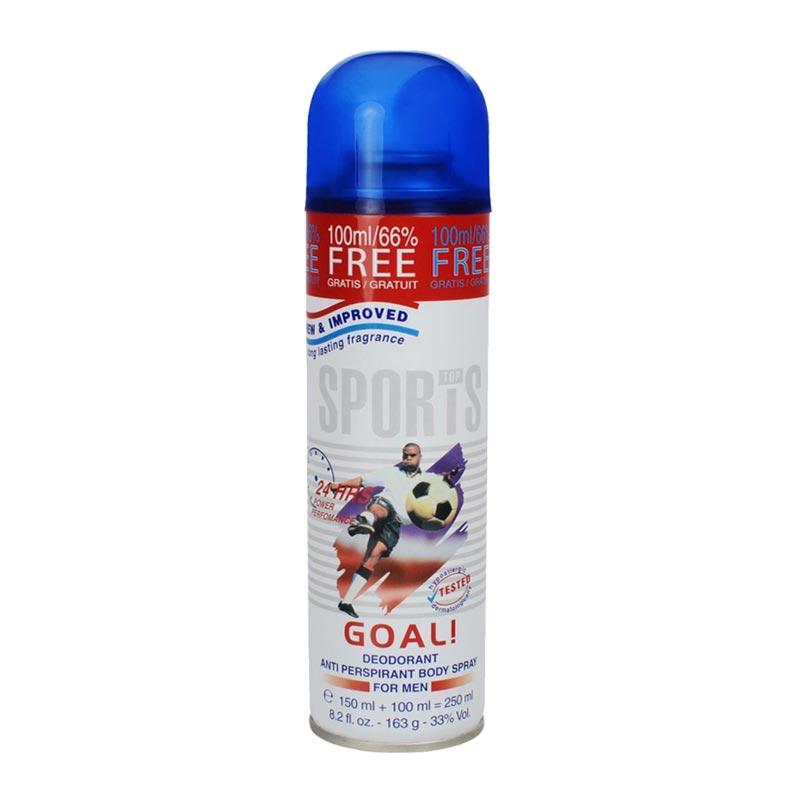 Sports Goal Deodorant