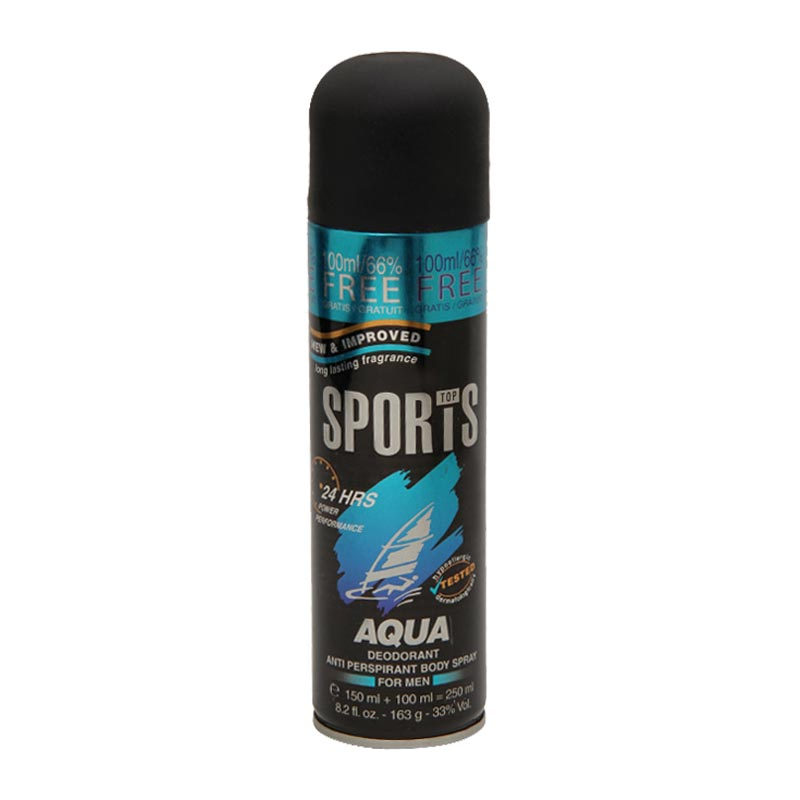 Sports Aqua Deodorant