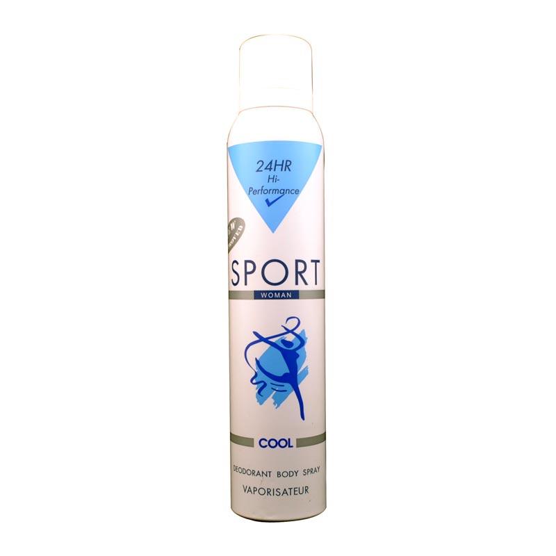 Sports Cool Deodorant