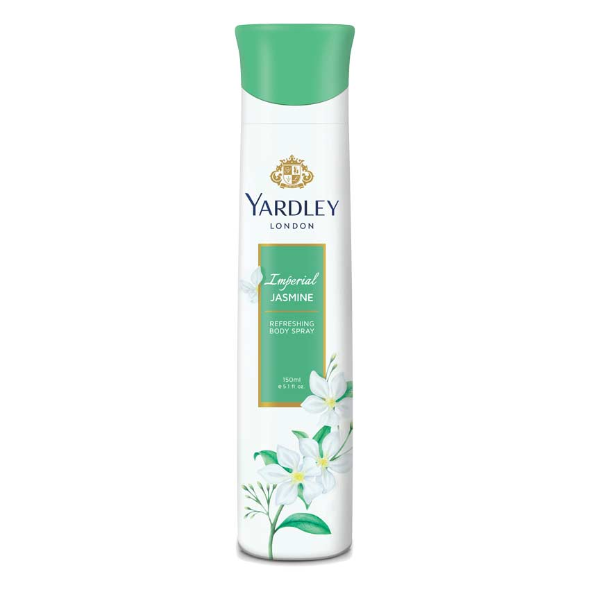 Yardley London Jasmine Deodorant