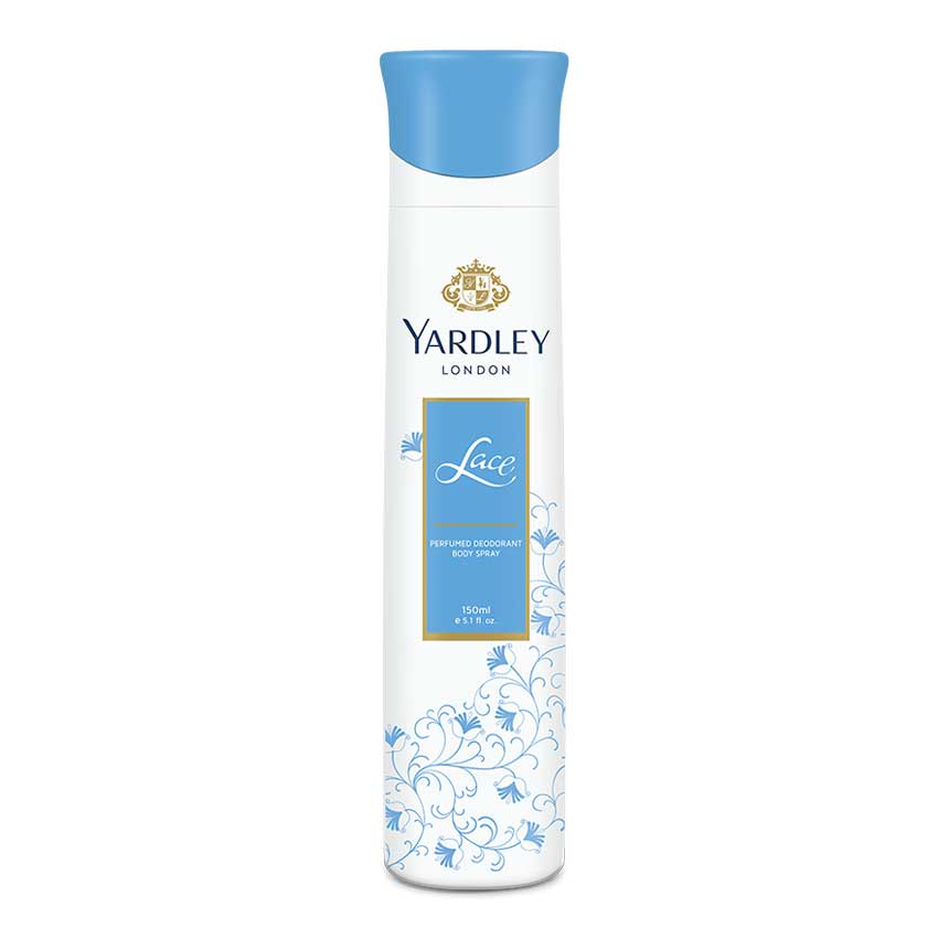 Yardley London Lace Deodorant