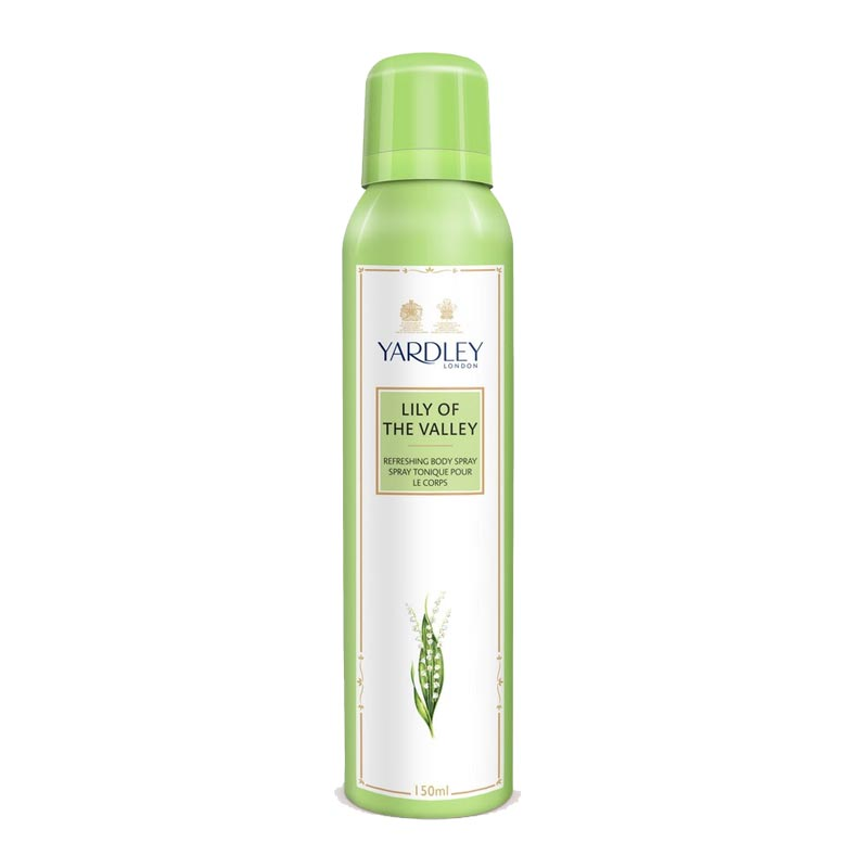 Yardley London Lily of the Valley Deodorant