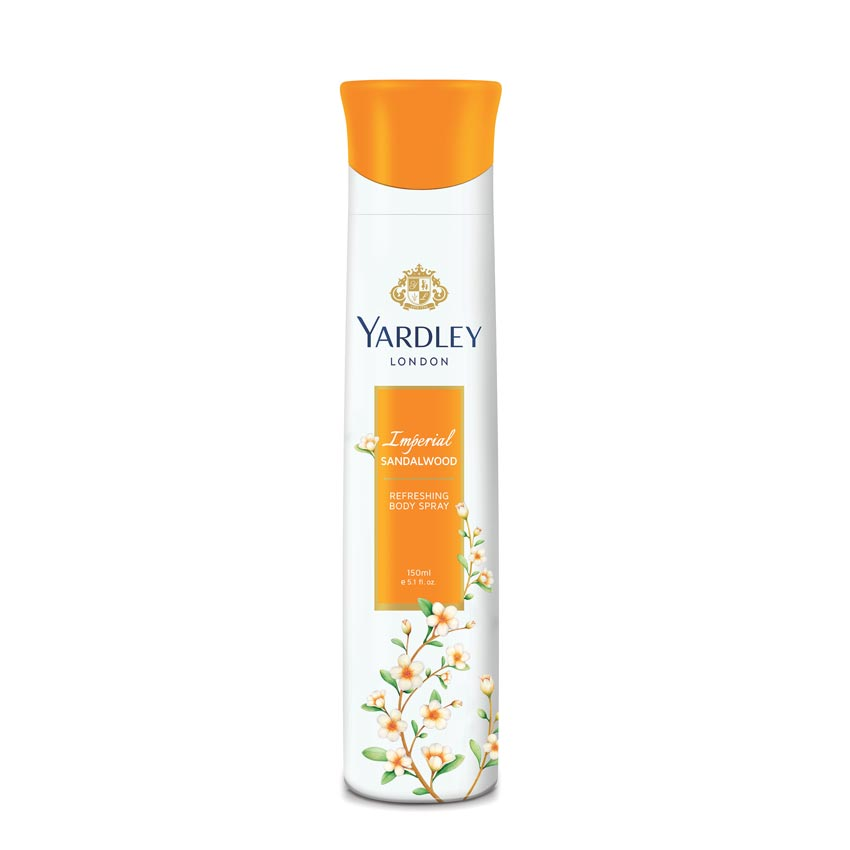 Yardley London Sandalwood Deodorant