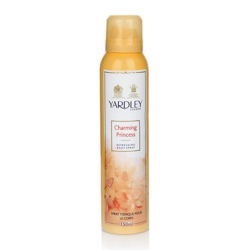 Yardley London Charming Princess Deodorant