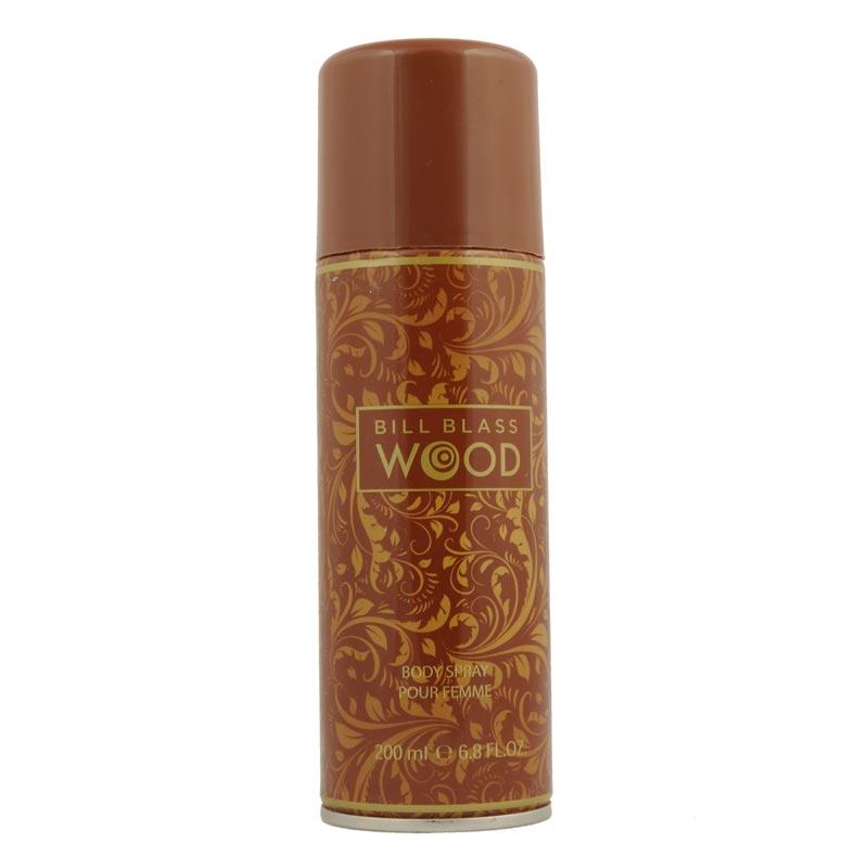 Bill Blass Wood Deodorant