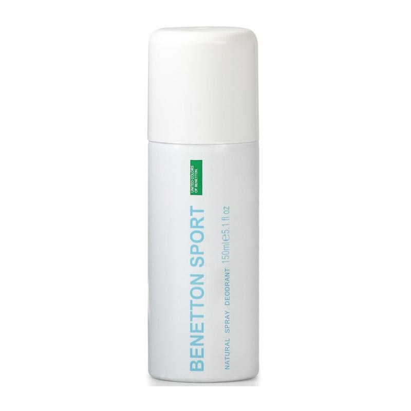 United Colors Of Benetton Sport White Deodorant