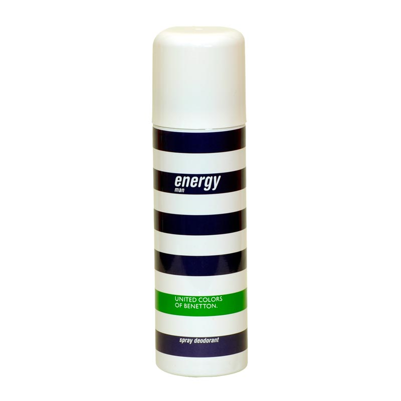 United Colors Of Benetton Energy Deodorant