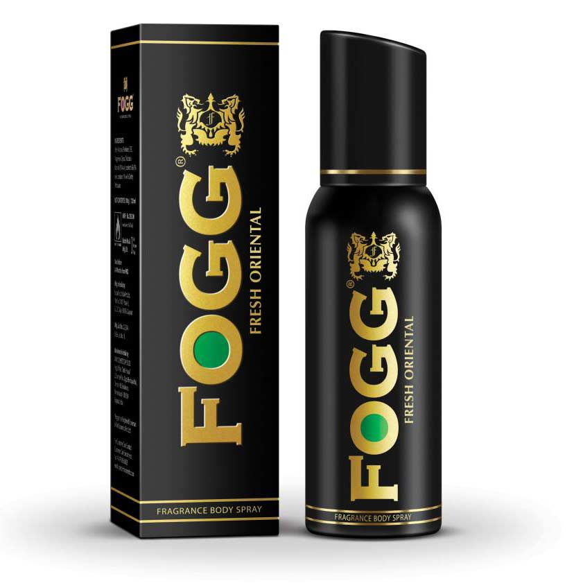 Fogg Black Collection Fresh Oriental Deodorant