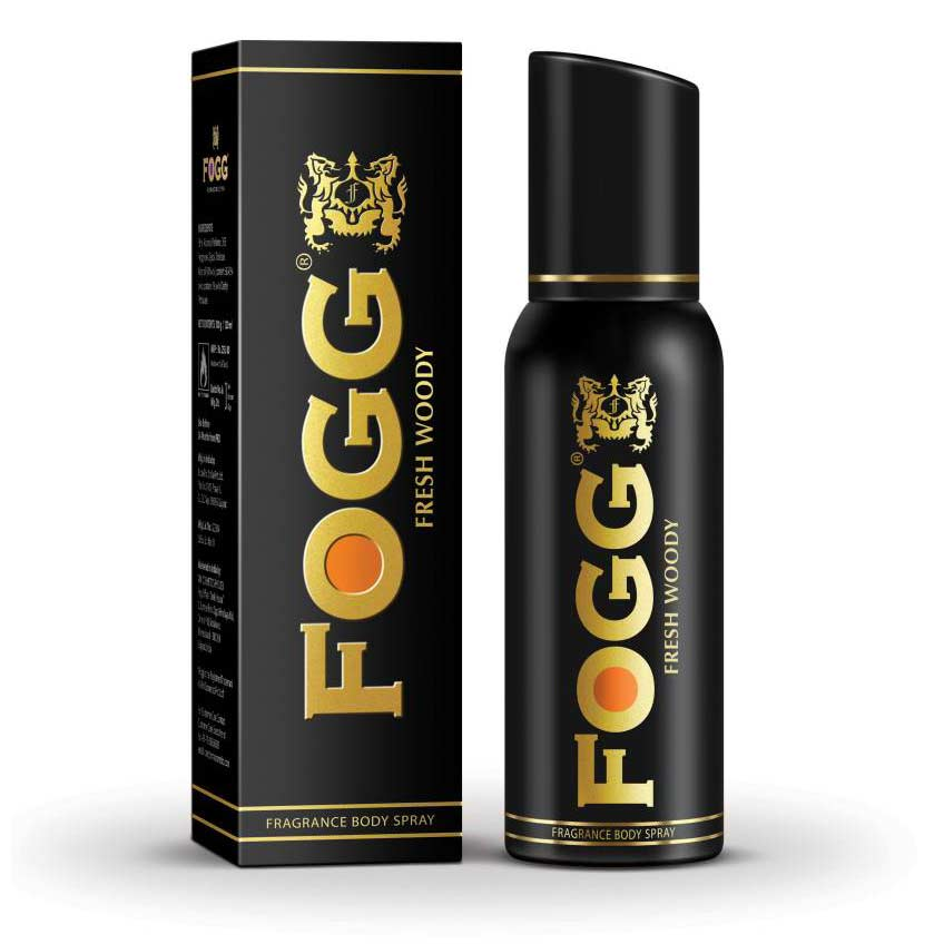 Fogg Black Collection Fresh Woody Deodorant