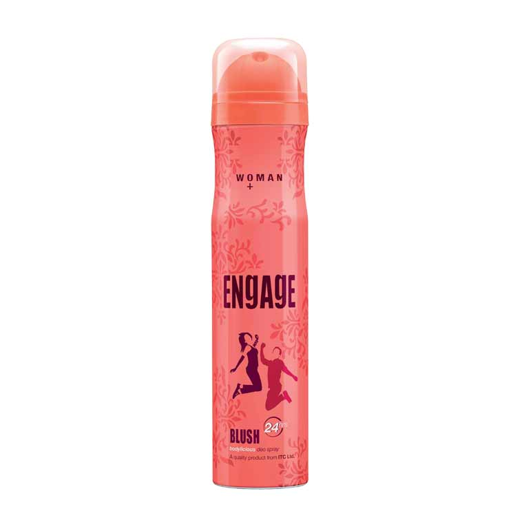 Engage Blush Deodorant
