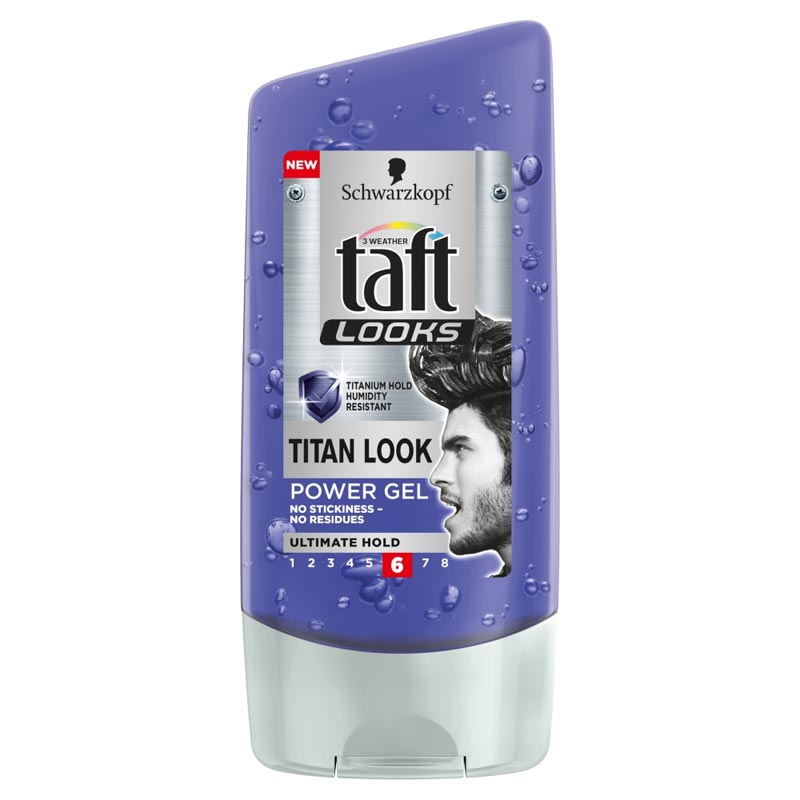 Taft Titan Look Gel