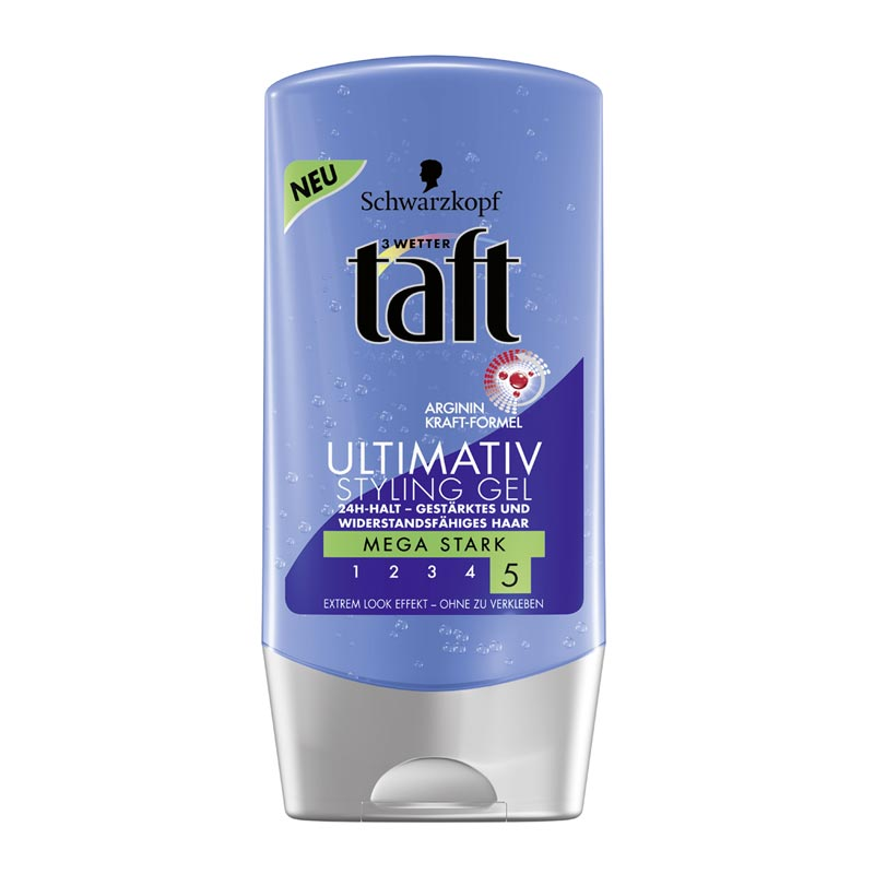 Schwarzkopf Taft Ultimativ Styling Gel