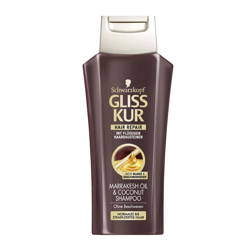 Schwarzkopf Gliss Marrakesh Oil and Coconut Shampoo