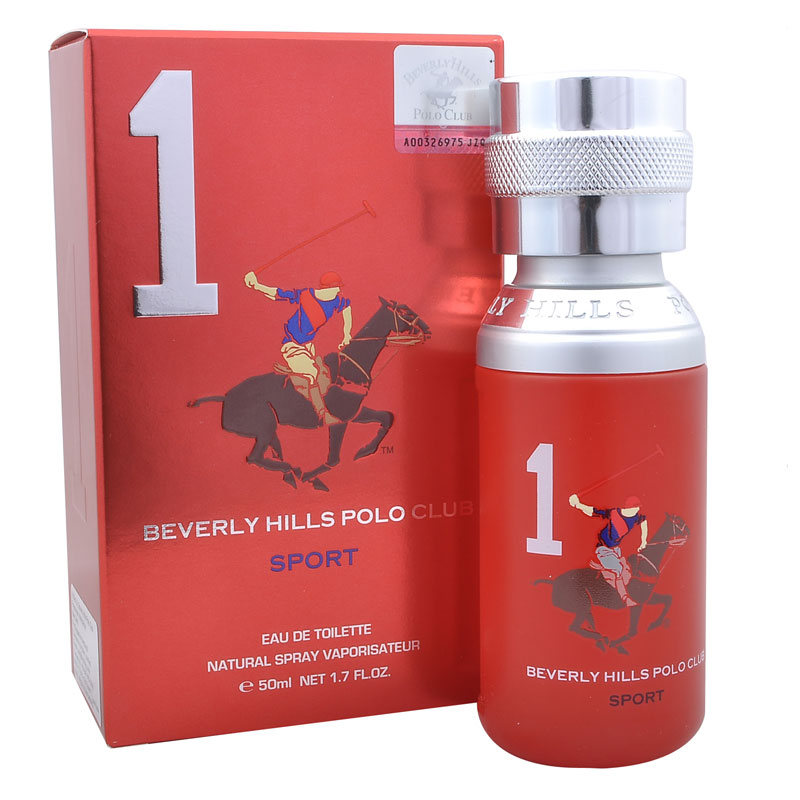 Beverly Hills Polo Club Sport No. 1 EDT
