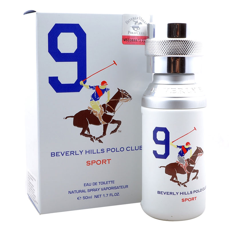 Beverly Hills Polo Club Sport No. 9 EDT