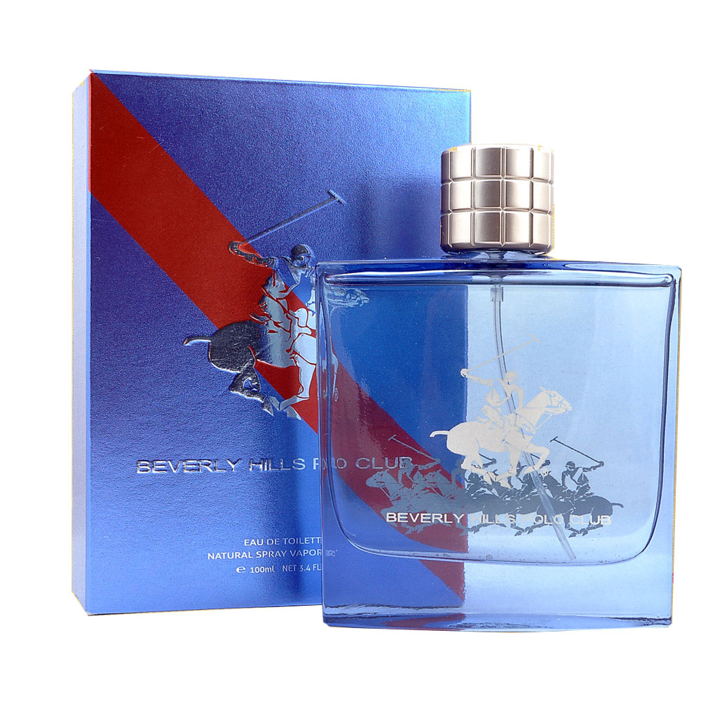 Beverly Hills Polo Club Blue EDT