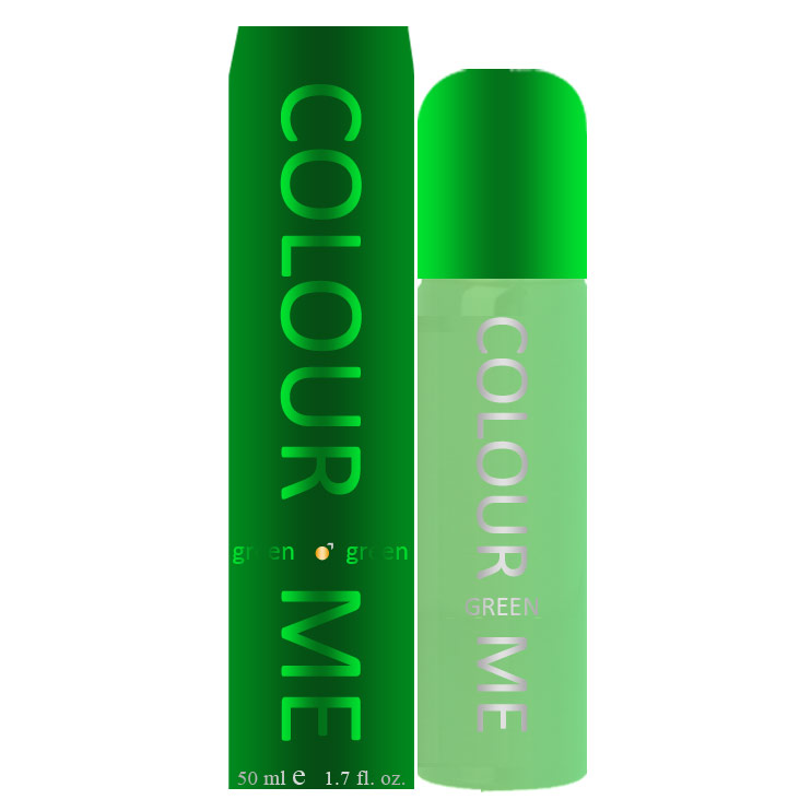 Colour Me Green EDT