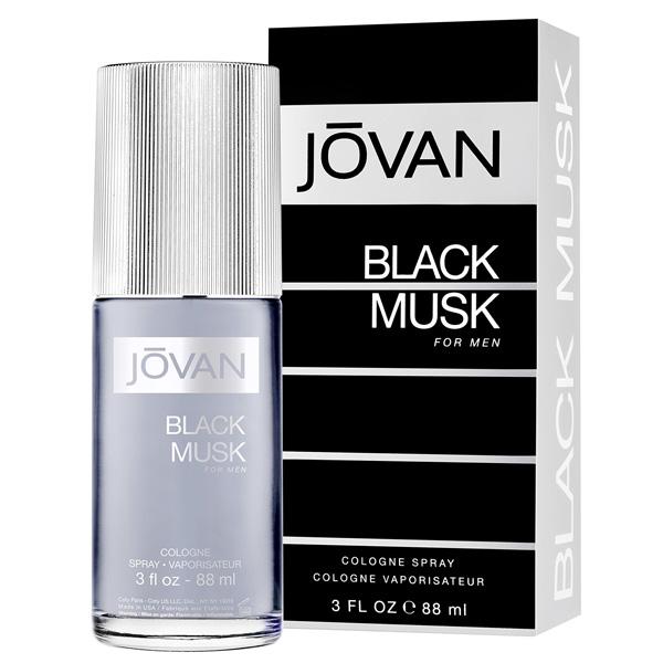 Jovan Black Musk Cologne