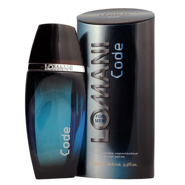Lomani Premium Code EDT Perfume Spray
