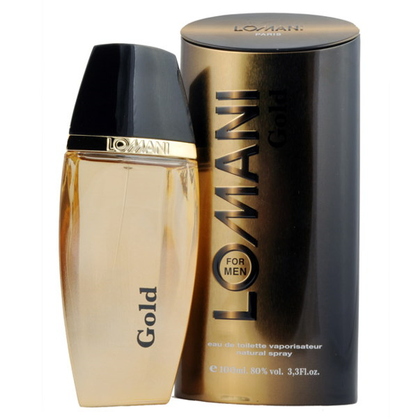 Lomani Premium Gold EDT Perfume Spray